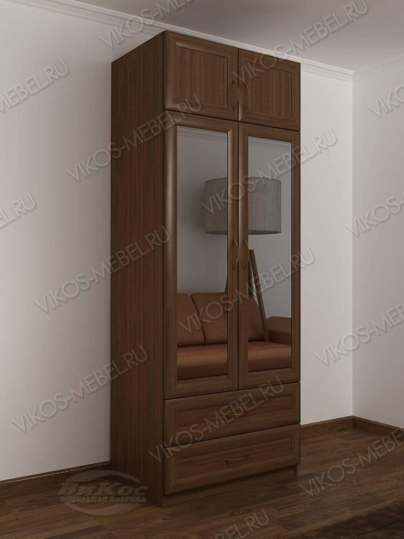 Распашные шкафы в спальню фото топ-10.