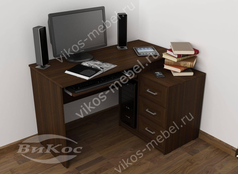 Компьютерные столы с ящиками фото топ-10.