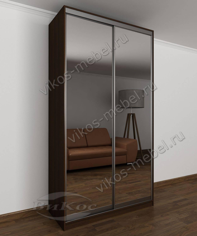Шкаф из ЛДСП с зеркалом
