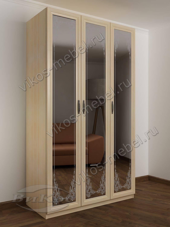 Недорогие шкафы шириной 120-130-135 см економ класса.