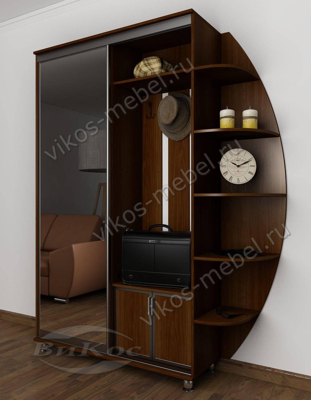 зеркальное шкаф купе с рисунками
