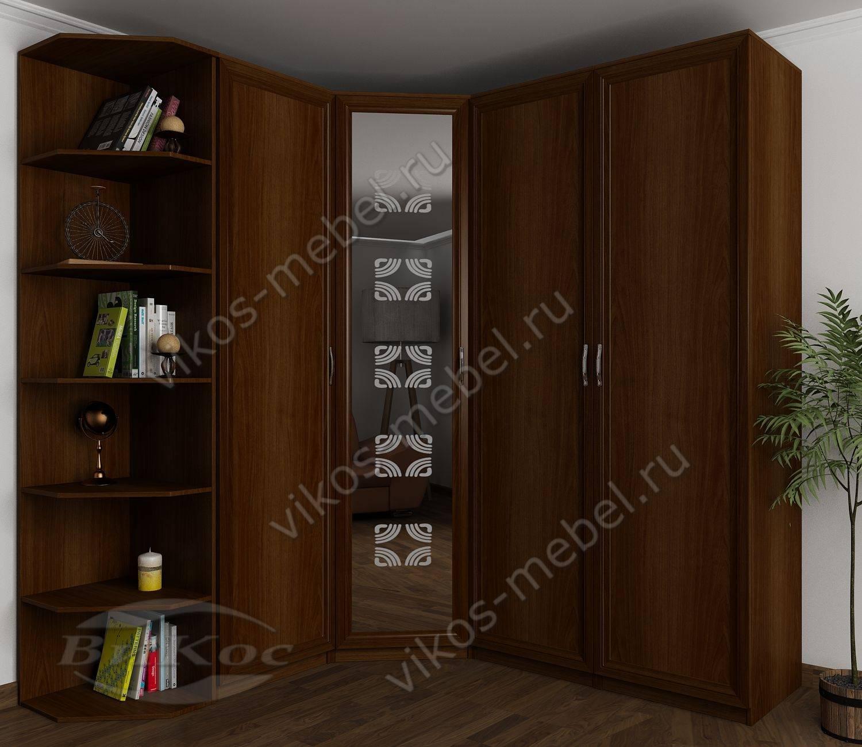 Красивые Угловые Шкафы В Гостиную