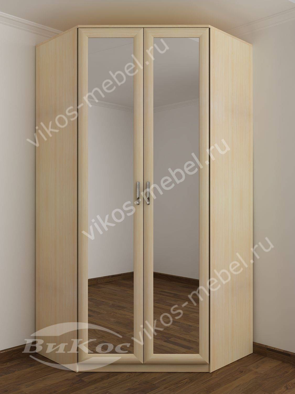 шкаф распашной угловой фото