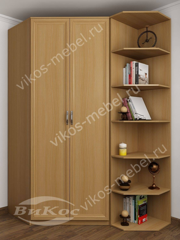 Стильные, красивые угловые шкафы для прихожей.