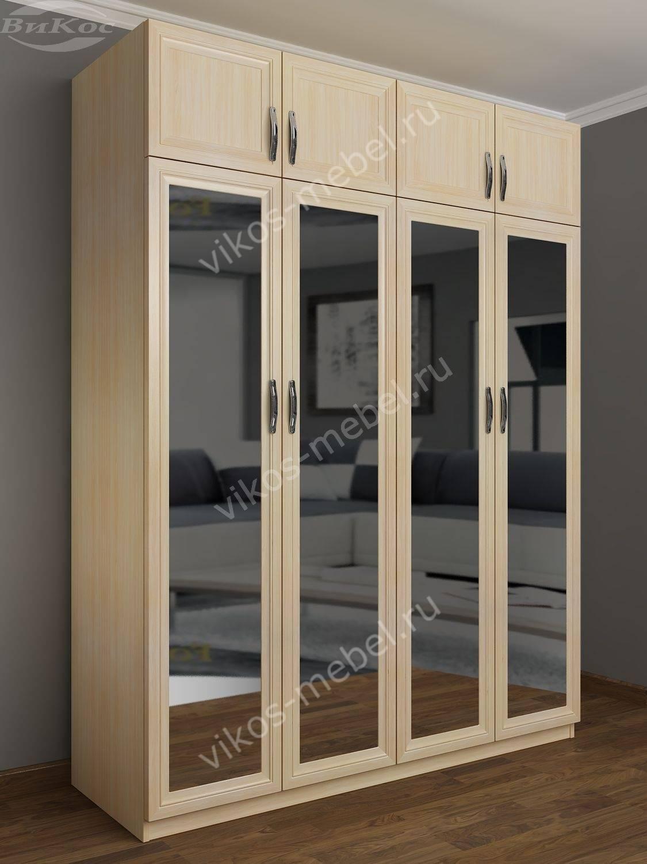 Шкаф четырехстворчатый с зеркалом шкра(iv)1 / санкт-петербур.