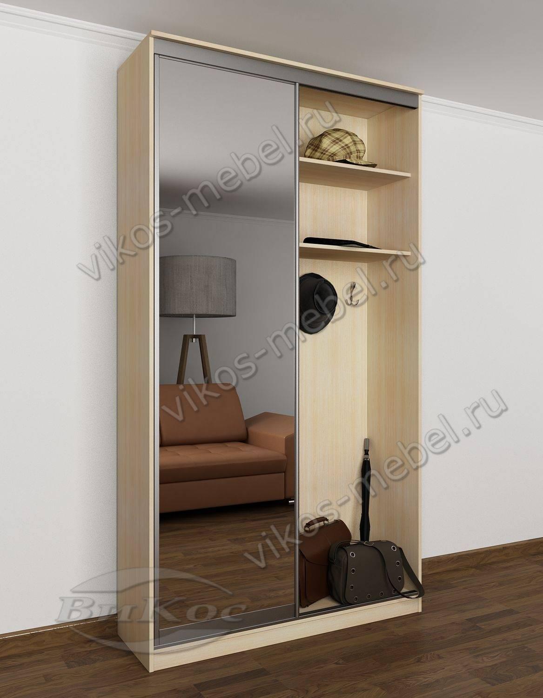 шкафы-купе для маленькой прихожей фото