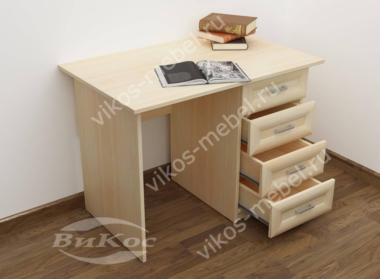 Удобный письменный стол для школьника - цена в москве 8550 р.