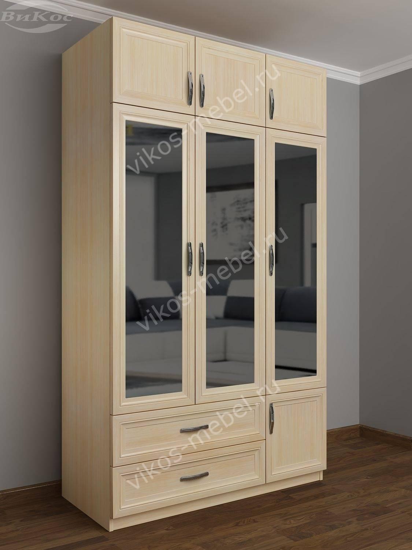 Купить недорогой платяной шкаф шкра(iv)7 / санкт-петербург.
