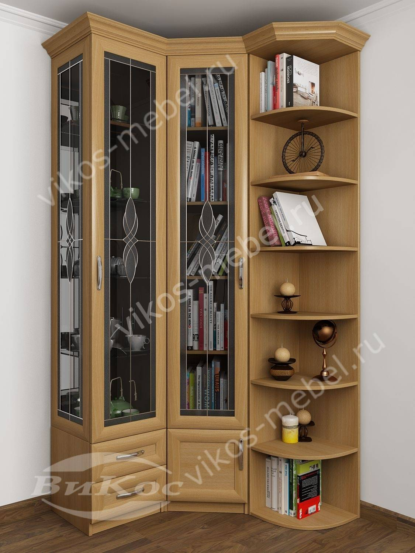 Книжные шкафы цвет бук фото топ-10.