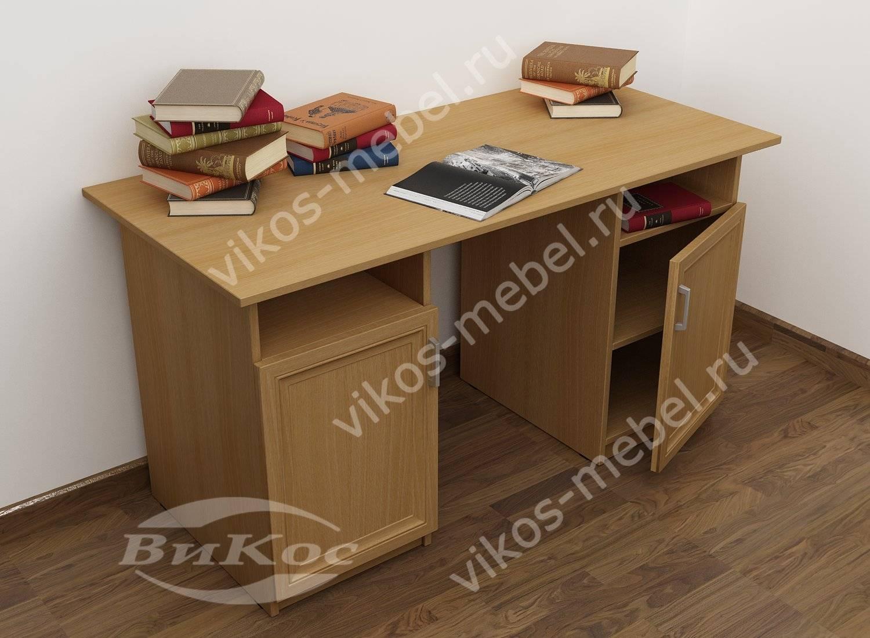 Стол компактный письменный с полками - цена в москве 8010 ру.