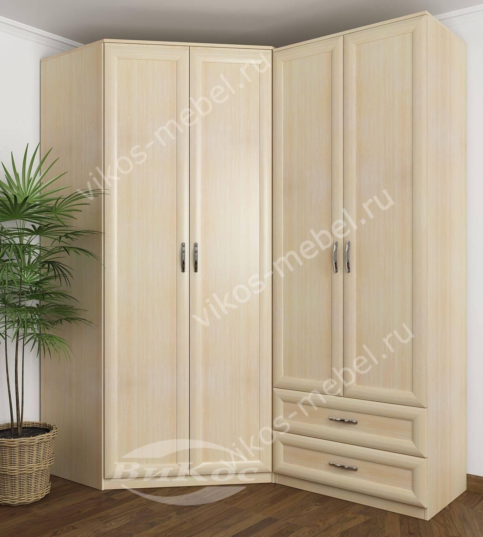 Угловые шкафы для одежды фото топ-10.