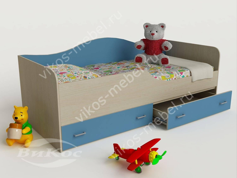 Кровать для ребёнка от 3 лет своими руками 422