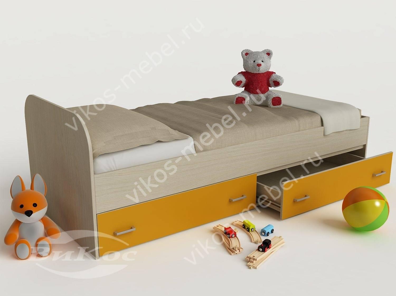 Кровать для девочки от 5 лет