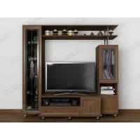 """Мебельная стенка """"Аврелия-1"""" в кабинет в современном стиле"""