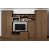 """Мебельная стенка """"Верона-3"""" в спальню в классическом стиле"""