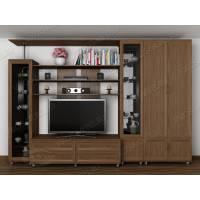"""Современная мебельная стенка """"Палермо-7"""" для гостиной"""