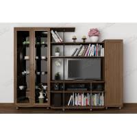 """Мебельная стенка """"Санремо-7"""" в кабинет в современном стиле"""