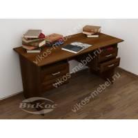 Традиционный письменный стол для дома