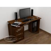 Прямой компьютерный стол для дома