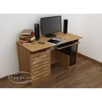 Оригинальный компьютерный стол для школьника