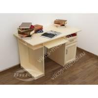Оригинальный письменно-компьютерный стол для школьника