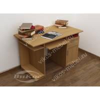 Современный письменно-компьютерный стол для школьника