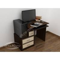 Оригинальный компьютерный стол с ящиками