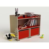 Детские ящики для хранения игрушек на колесиках