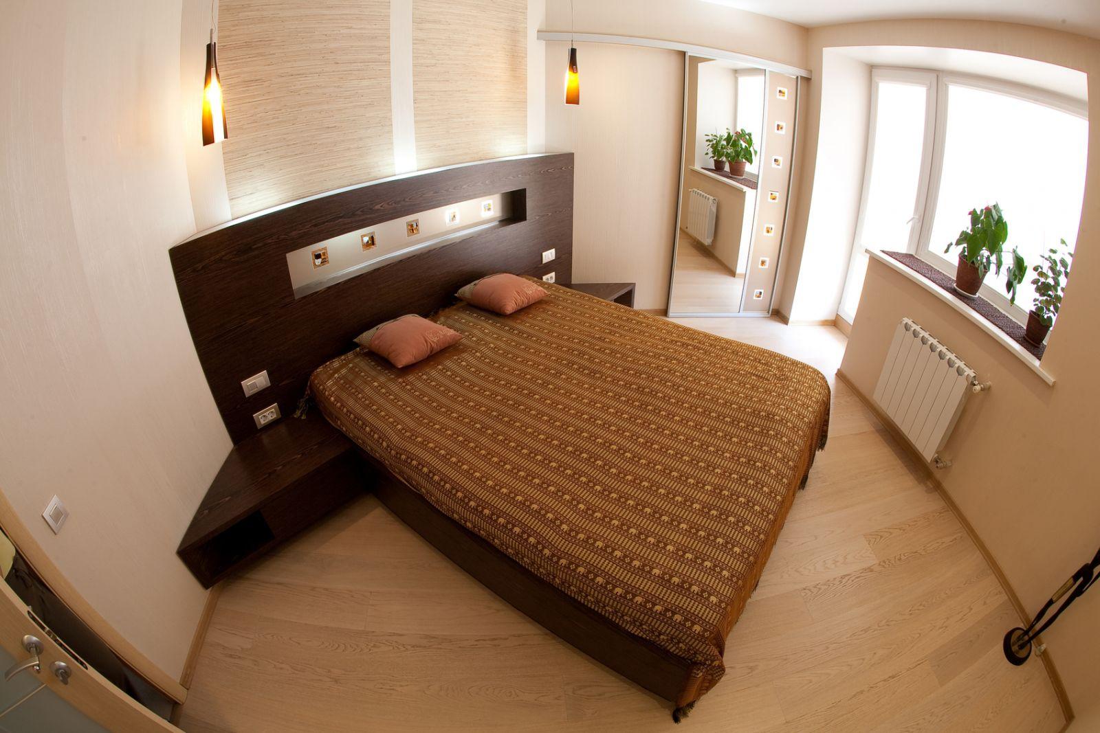 Дизайн cпальни 10-11 кв. м (137 фото): проект интерьера мале.
